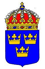 Schwedisches Wappen Kopie