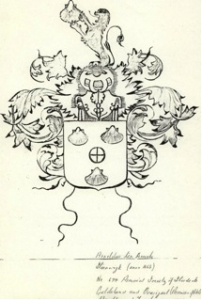 Wappen ten Broek Holland